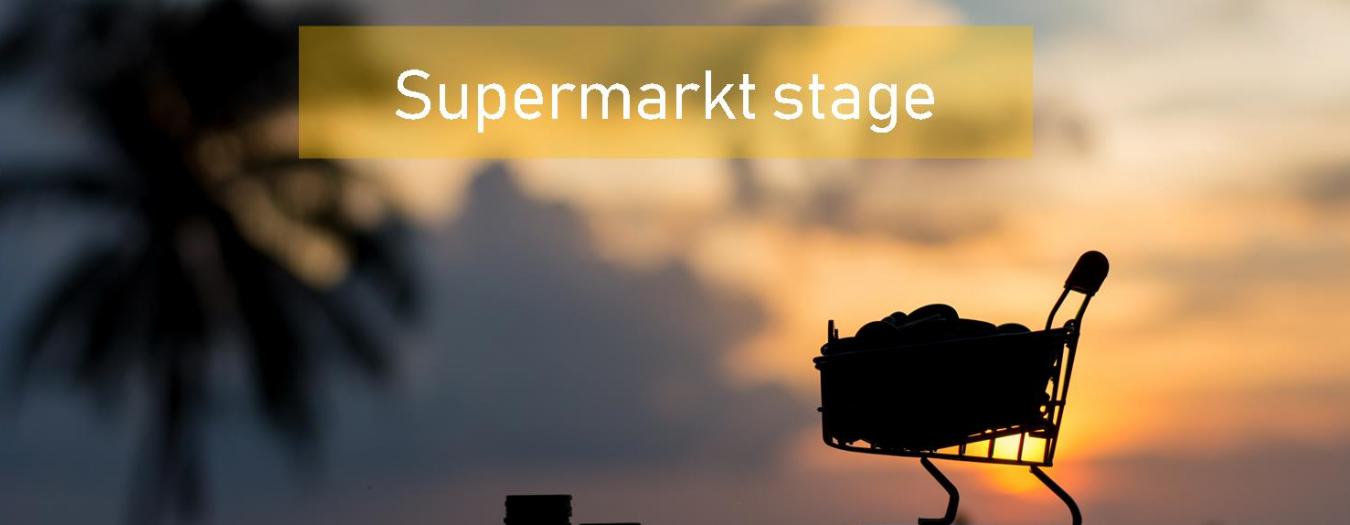 supermarkt stage